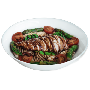 diet foods - Balsamic Chicken & Asparagus