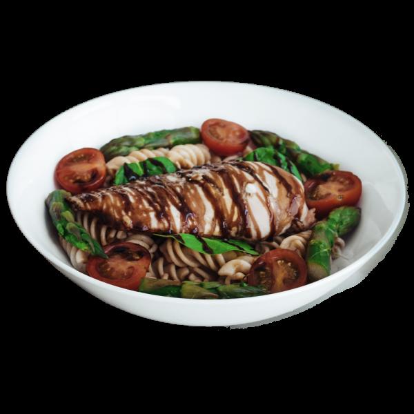 diet foods - Balsamic Chicken & Asparagus