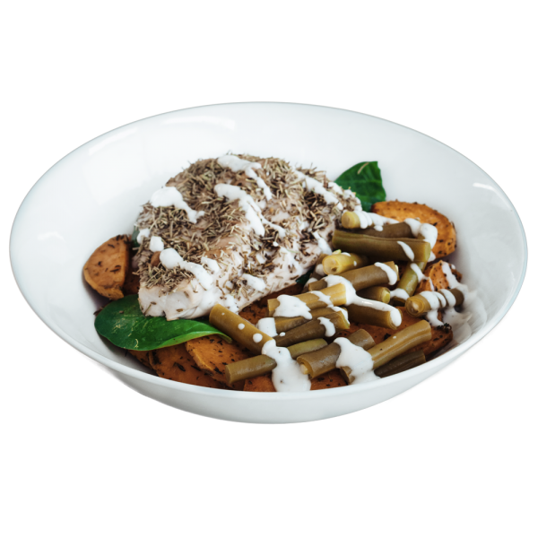 diet foods - Rosemary & Garlic Chicken