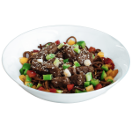 Sticky Teriyaki Beef - diet foods