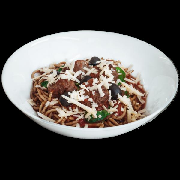 Spicy Meatballs - diet food dinners