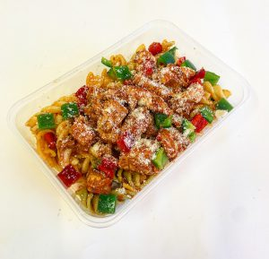 Chicken Fajita Pasta 2