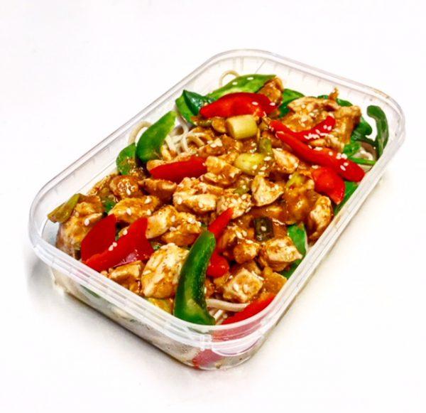 Chicken Satay Picture