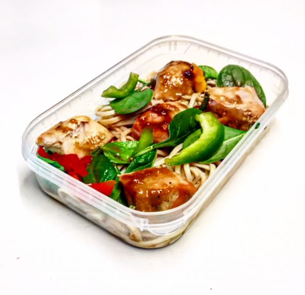Chicken Teriyaki Picture