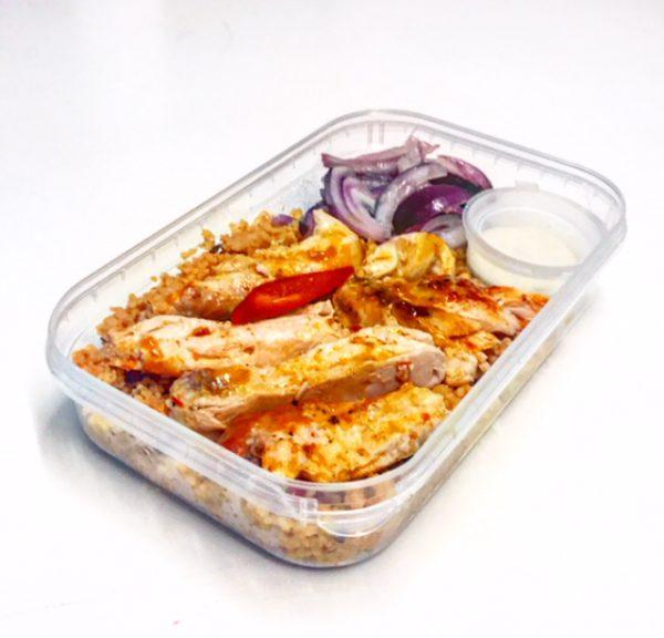 Morrocan Harrisa Chicken Picture