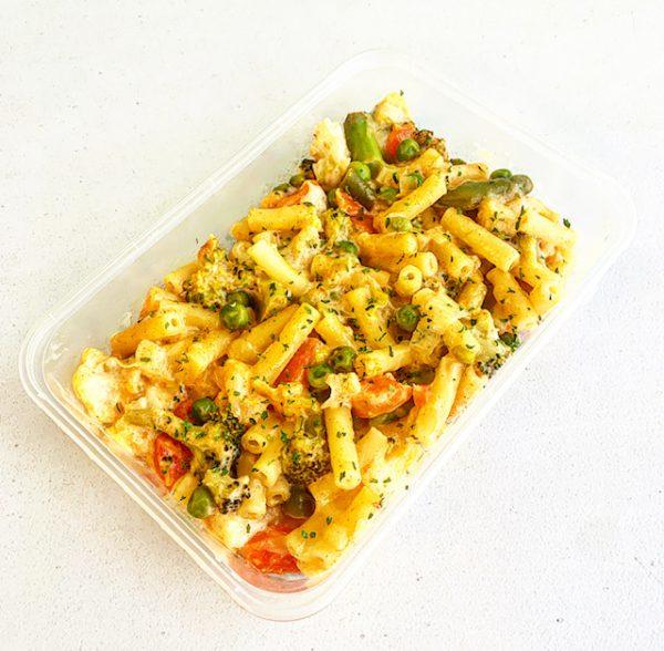 Veggie Mac & Cheese 2