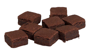 brownie bites - diet foods snacks