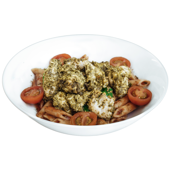 Quorn Pesto Pasta - diet meal delivery