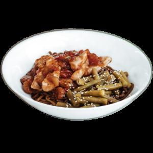 diet meal - Sweet Chilli Chicken