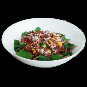 diet food - Homemade Spaghetti Bolognese