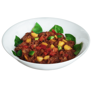 "diet food delivery - Chilli ""Non Carne"""