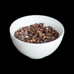 chocolate crisp - diet meal plan